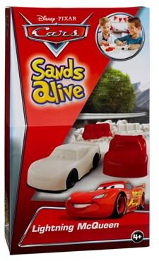 Blixten McQueen, Disney Cars, Sands Alive
