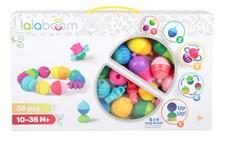 Kreativ babylek, 36 delar, Lalaboom