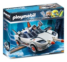 Agent P.'s Spy Racer, Playmobil Top Agents (9252)