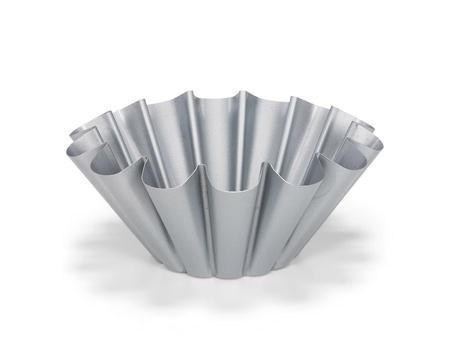 Patisse Silgrönop Briocheform D  20 cm (silver) - bakformar