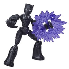 Black Panther Avengers Bend and Flex Hasbro