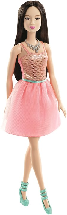 Glitz Doll, Rosa brunett, Barbie