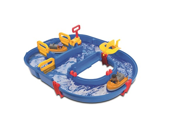 Startsett med sluse, AquaPlay