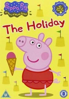 Greta Gris/Peppa Pig Vol 12 - The Holiday