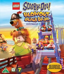 Lego: Scooby-Doo! Blowout Beach Bash (Blu-ray)