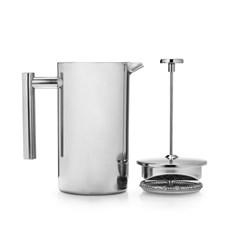 Sjöstrand French Kaffepress 800 ml Rostfritt Stål Silver