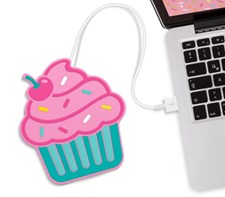 Kawaii cupcake USB Kupinlämmitin