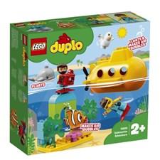 Ubåtsäventyr, LEGO DUPLO Town (10910)