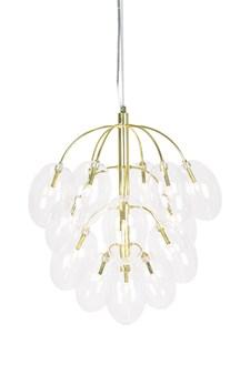 Globen Lighting Drops Taklampa D: 50 cm Mässing