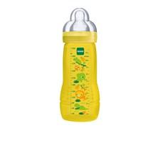 MAM Baby Bottle 330ml Gul/Gul