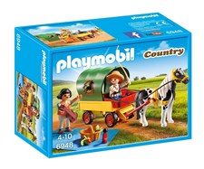 Piknik med ponnivogn, Playmobil Country (6948)