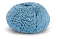 Knit At Home Classic Alpaca Wool Garn Ullmix 50 g Denimblå 513