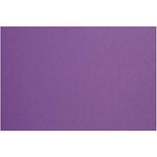Färgad kartong, A4 210x297 mm, 180 g, 100 ark, purpur