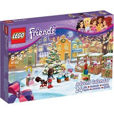 Adventskalender 2015, LEGO Friends (41102)