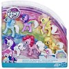 My Little Pony Rainbow Road Trip Collection, Figurer