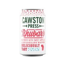 Cawston Press Fruktläsk Rabarber 33 cl