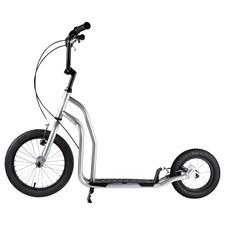 Stiga Sparkcykel Air Scooter 16 Silver