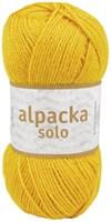 Alpacka Solo Ullgarn 50g Honungsgul (29122)