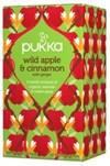 Pukka Te Wild Apple & Cinnamon Tepåsar 20 st Ekologisk