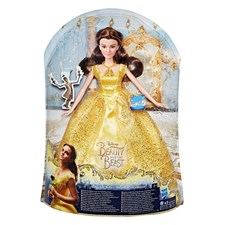 Singing Belle, Beauty and The Beast, Disney