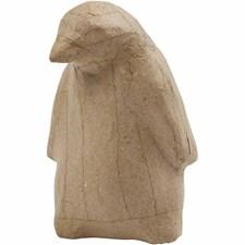 Pingvin, H: 13,5 cm, 1stk.