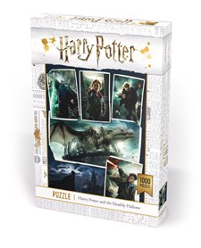 Puzzle - Harry Potter: Deadly Hallows