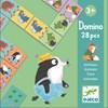 Domino, Animals, Djeco