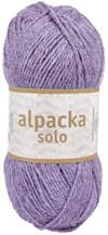 Alpacka Solo Ullgarn 50g Soft syren (29119)