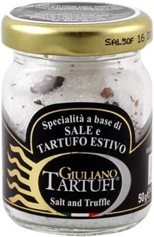 Giuliano Tartufi Salt Sommartryffel 50 g