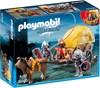 Falkriddare med Kamouflagevagn, Playmobil Knights (6005)