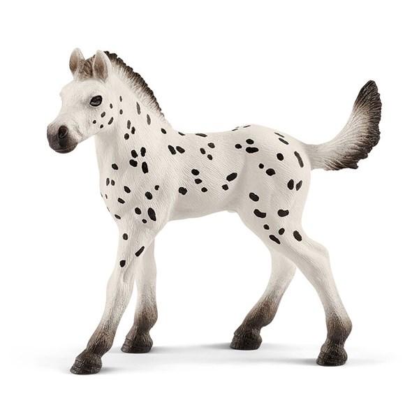 Schleich Knabstrupper Foal - figurer & miniatyrer