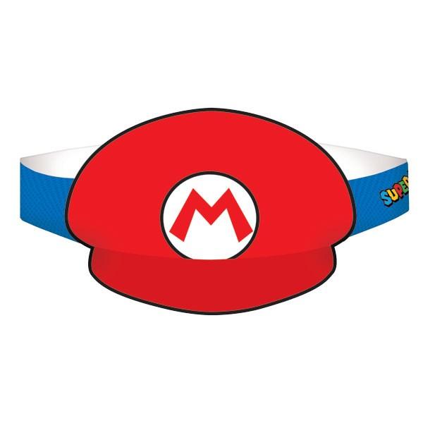 Hatt Super Mario 8-pack 6e9dff7276200