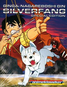 Silver Fang - Special edition (5-disc Box)