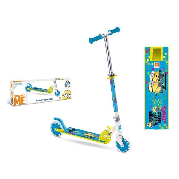 Sparkcykel  Minions - sparkcyklar & springcyklar