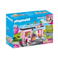 Mitt favoritkafé, Playmobil (70015)