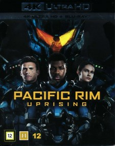 Pacific Rim 2: Uprising - 4K Ultra HD Blu-ray + Blu-ray