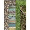 Decoupagepapper 25x35 cm Natur 80 Ark