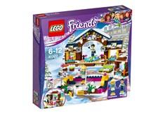 Vinterresort skridskobana, LEGO Friends (41322)
