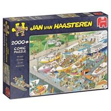Jan van Haasteren, The Locks, Pussel 2000 bitar