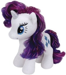 Rarity, Kosedyr, 15 cm, My Little Pony