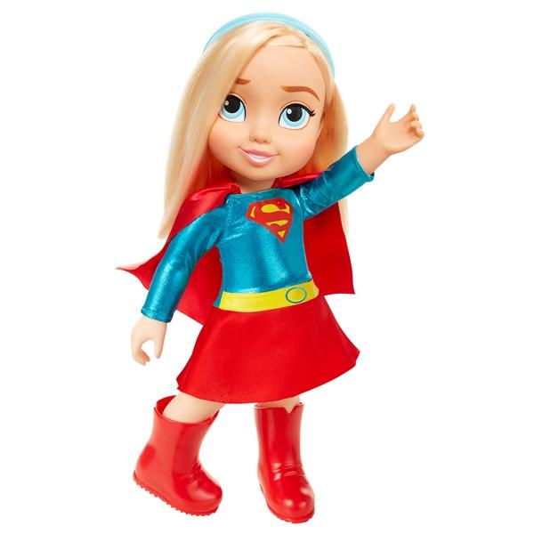Toddler Docka Supergirl  DC Super Hero Girls - dockor & tillbehör