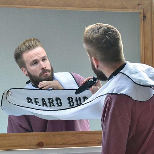 Beard Buddy Skägg Förkläde