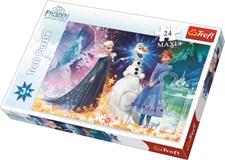 Disney Frost Starlight, MAXI pussel, 24 bitar