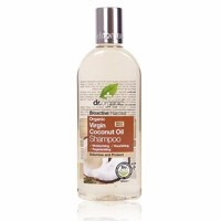 Dr Organic Virgin Coconut Oil Shampoo, 265 ml