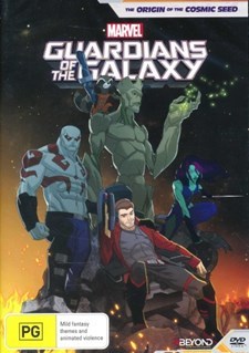 Marvel's Guardians of the Galaxy - Origin of the cosmic seed