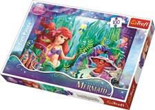 Disney Ariel hide and seek, Pussel 100 bitar, Trefl