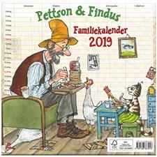 Pettson & Findus familjekalender 2019