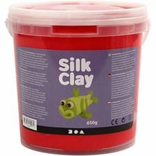 Silk Clay®, 650 g, rød