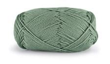 Dale Garn Lille Lerke Ull Bomull Mix 50 g Jadegrønn 8101