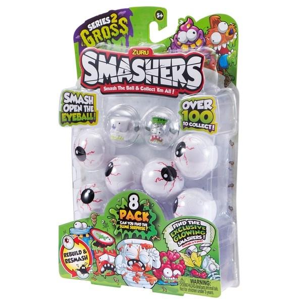 Smashers Gross 8-pack  Zuru - figurer & miniatyrer